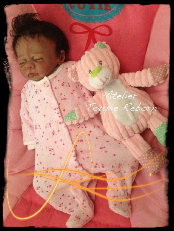 Voilà des nouvelles photo de notre fille