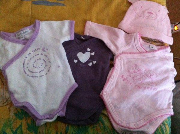 Pleins de nouveau habits pour ma fille