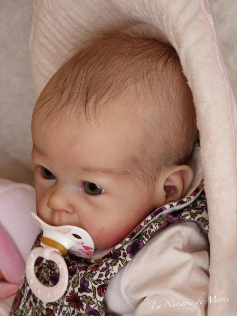 Voilà le bébé saoirse bonnie brown