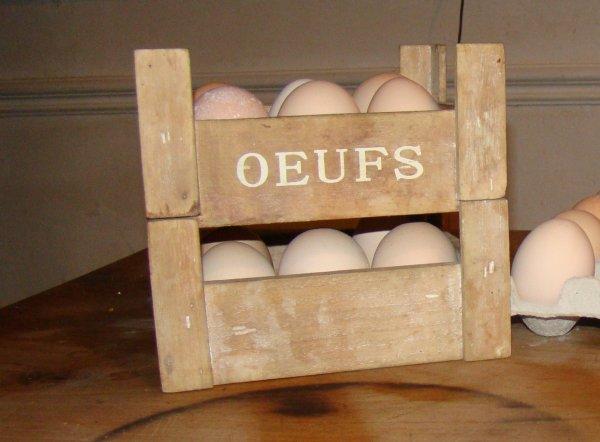 OEUFS FRAIS