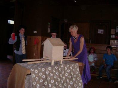 Théâtre en anglais mouture 2011