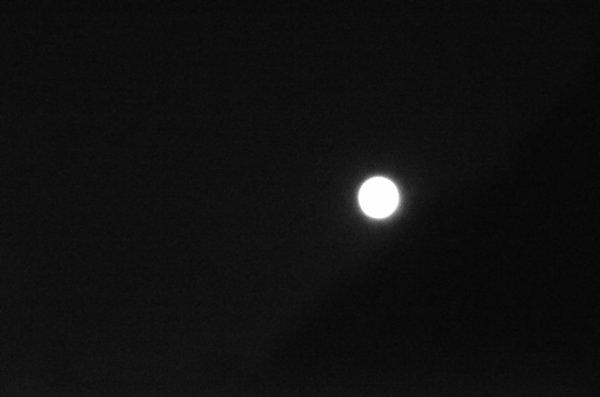 avant la pleine lune