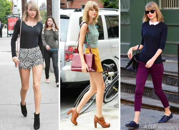 Zoom look ... Taylor Swift