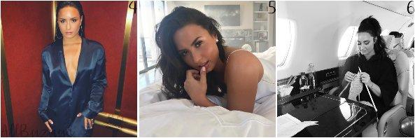 Insta-time... Demi Lovato