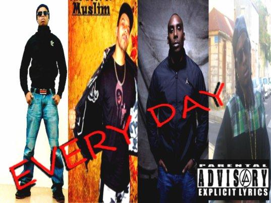 EVERYDAYY (JERKO, BERBER, A.P, DAWA )!! (2011)