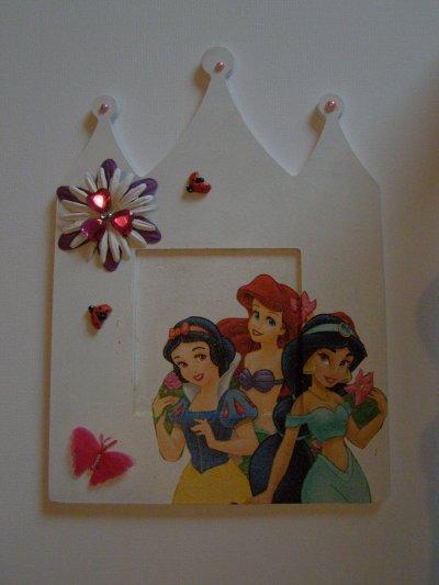 Cadre princesses