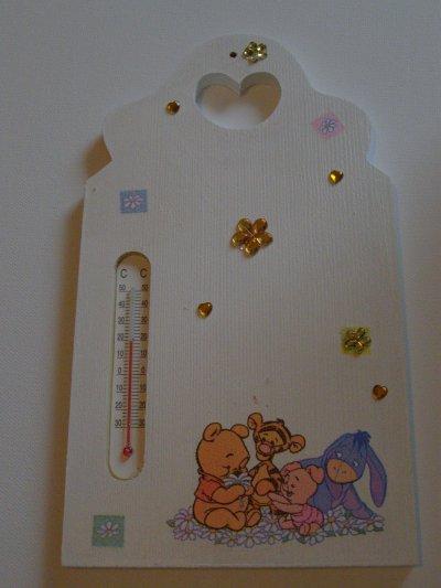 Thermomètre Baby Winnie