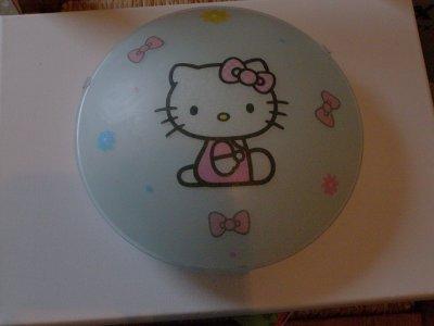 Applique Hello Kitty