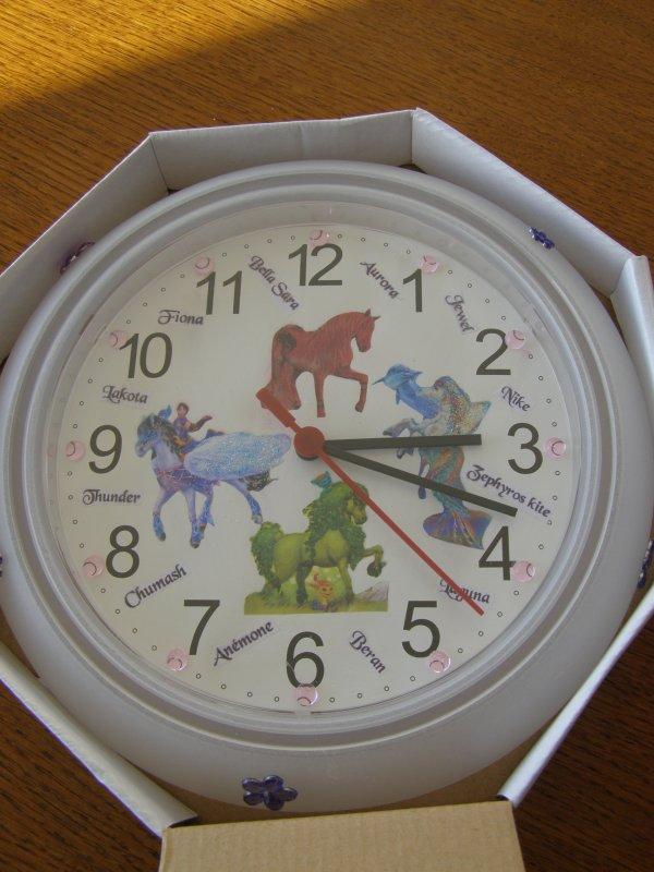 horloge Bella sarah