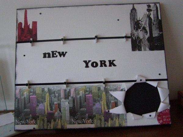 Pèle mèle New york