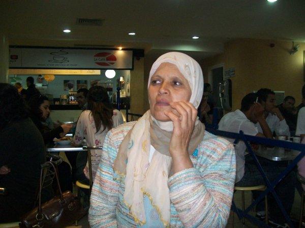 ma mere mon coeur ma vie elle mes manque bcp cheri je t aime tres fort maman