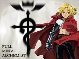 Full metal alchimist *