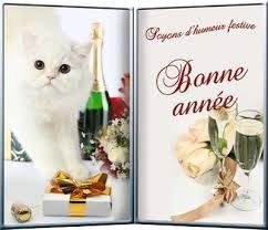 bonne et heureuse année mon ami jc sa femme et famille
