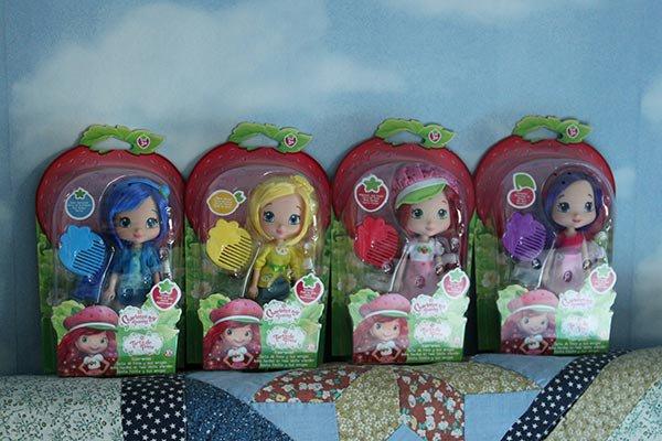 Mimie Citron vous présente ses fraisi amies ! :)