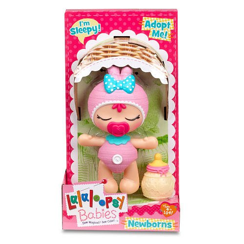 Lalaloopsy Babies Newborns : Bunny