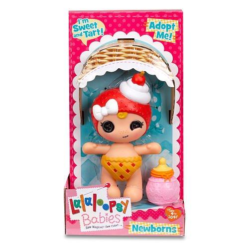 Lalaloopsy Babies Newborns : Cherry Pie