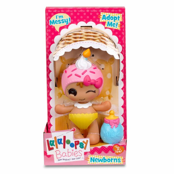 Lalaloopsy Babies Newborns : Cupcake