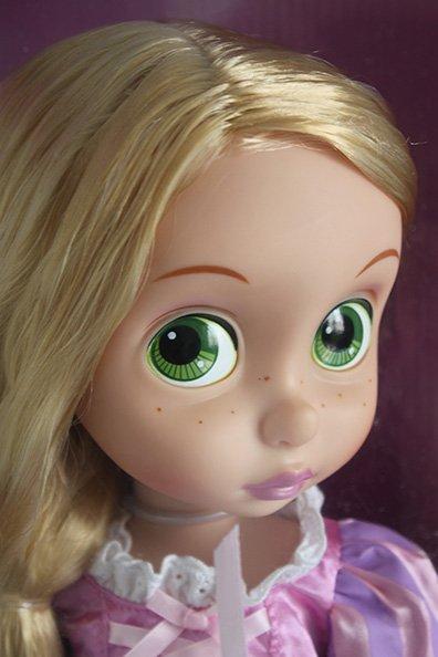 Mon trio de poupées Disney Animators