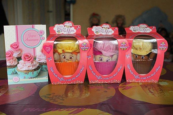 """Trois nouvelles """"Little Miss Muffin"""""""