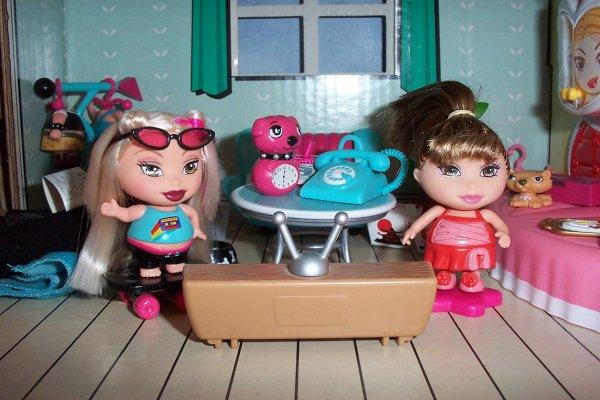 Les Shorties Mattel