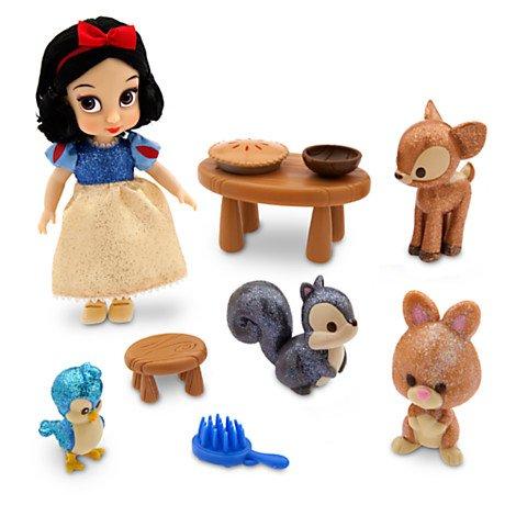 La nouvelle mini Disney Animators : Blanche-Neige