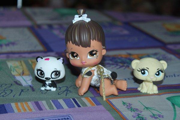 Mes Lil Angelz et leurs pets ! :)