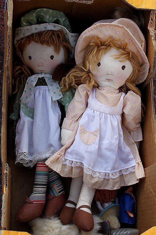 Mes poupées Sarah Kay