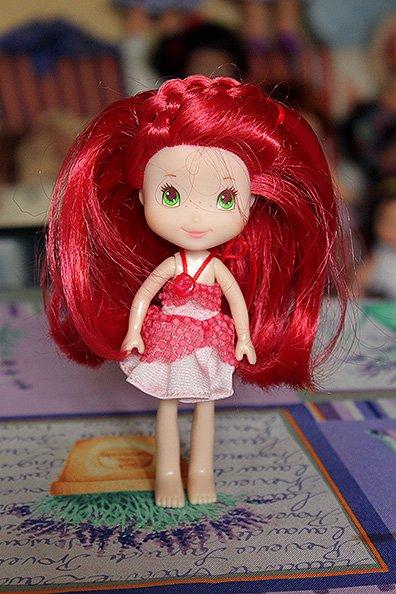 Ma nouvelle Charlotte Aux Fraises Hasbro