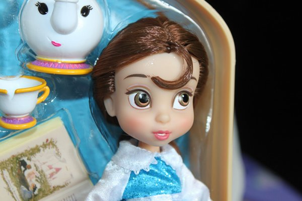 Ma mini Belle (Disney Animators' collection)