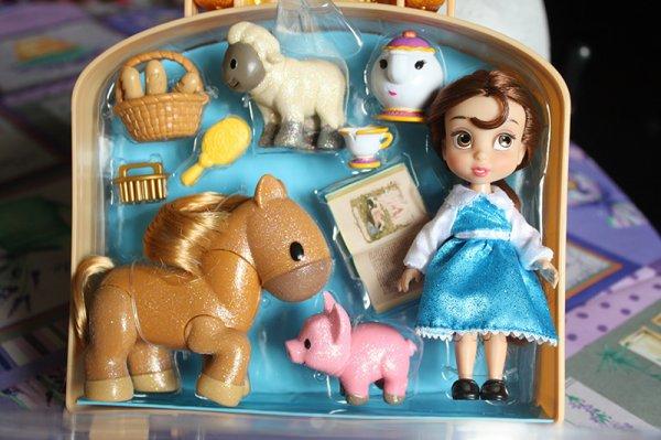Ma mini Belle (Disney Animators' collection)