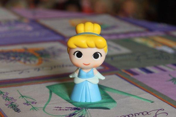 Figurine Mini Mystery Funko : Cendrillon