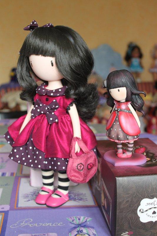 Ma jolie poupée Gorjuss (Paola Reina)