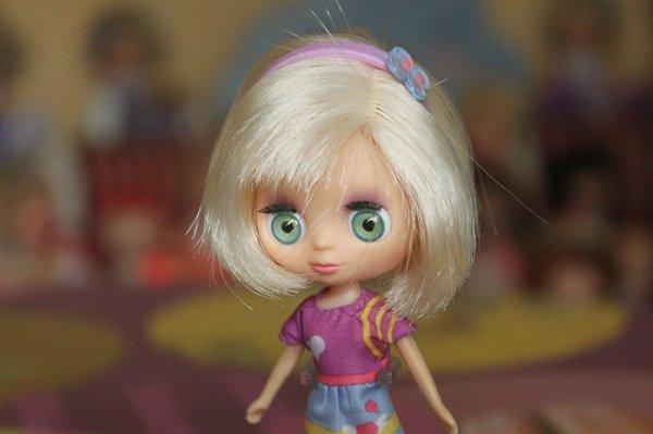 Mes Blythe Loves Littlest Petshop Hasbro