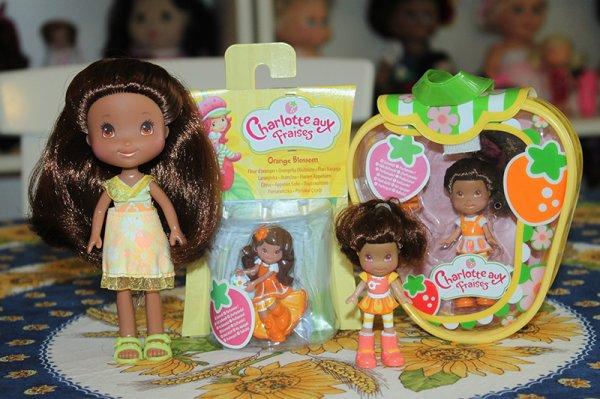 Mes poupées et figurines Fleur d'Oranger Hasbro