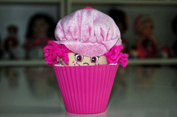Une nouvelle poupée Little Miss Muffin