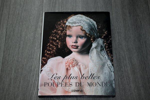 Mes livres et revues sur les poupées #1