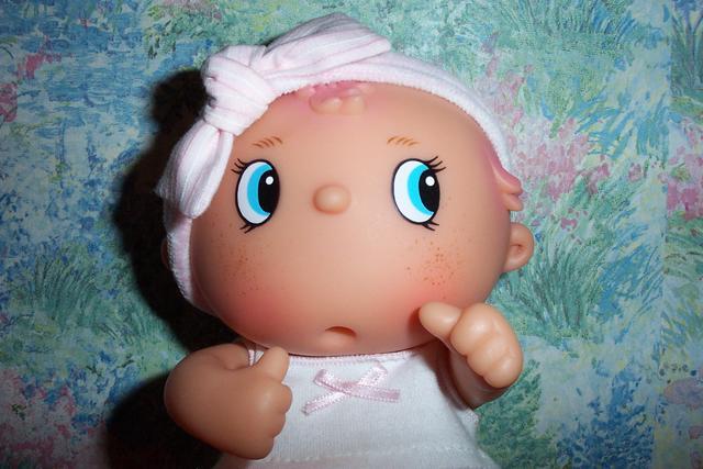 Cinderella's dolls