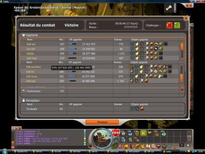 XP de dingue en ben ripate (week end 50% xp/drop sur silouate