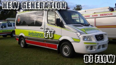 New Generation - Call Di Ambulance [ Remix By Deejay Flo ] (2011)