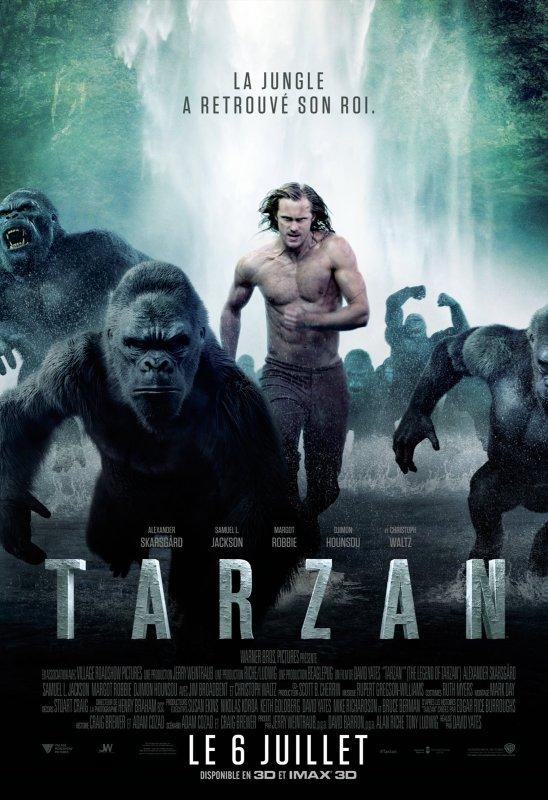 LA LEGENDE DE TARZAN