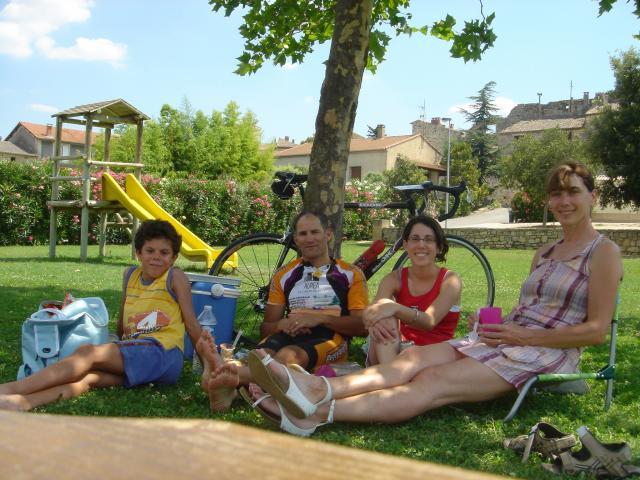 Pap's-biiker-tOour 2008