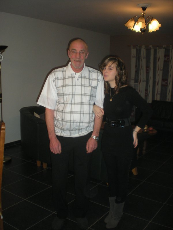 Grand Pere ; Maman ; Moa ; Neew Year 2011 :D