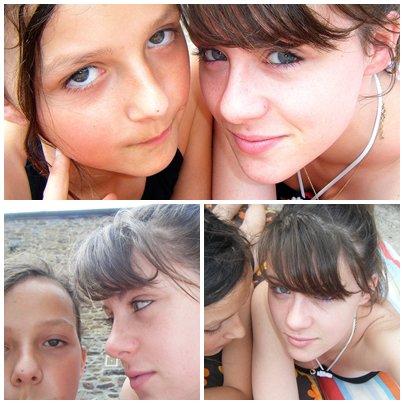 La meilleur ; La mienne ; Ma soeur Je t'aaime <3