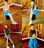 "Photoshoot ♦ Pleins de nouvelles photos de Kaya pour ""The Sunday Times"""