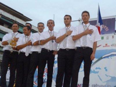 La Doguette a un CHAMPION DU MONDE 2011