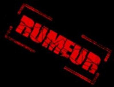 Rumeurs, rumeurs ;)