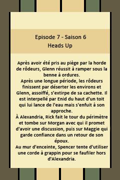 Episodes 6x07 et 6x08