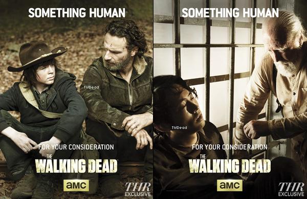 """Nouvelle campagne publicitaire """"Emmy"""" pour mettre l'accent sur l'humanité dans The Walking Dead"""