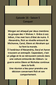 Episodes 5x15 et 5x16