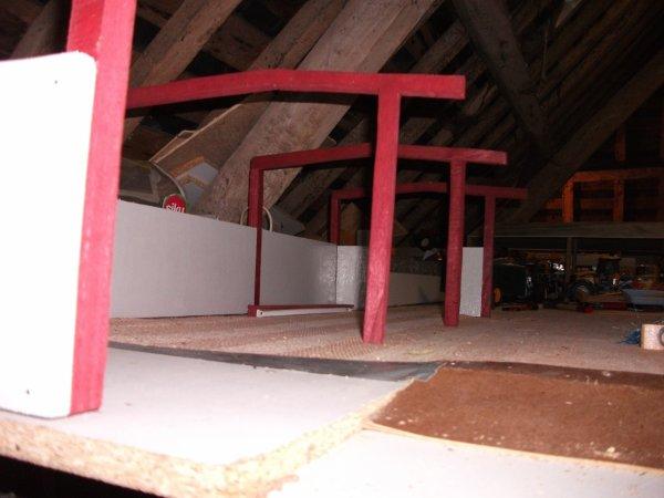 construction batiment matériel